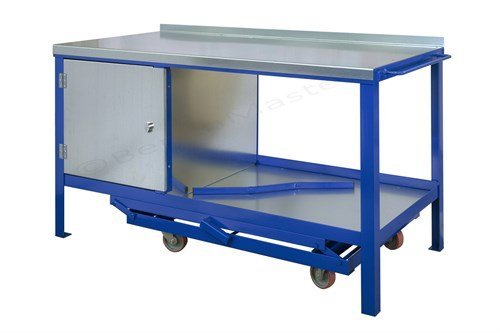 Horticultural Mobile Workbenches