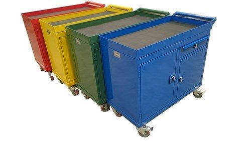 Distribution Mobile Tool Cabinet