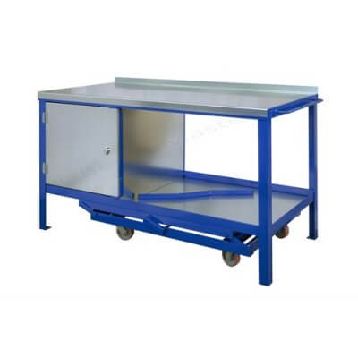 Packing Mobile Workbenches