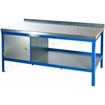 Simple Super Heavy Duty Height Adjustable Workbenches