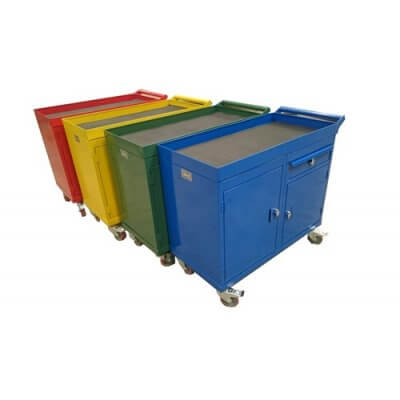 Distribution Mobile Tool Cabinet