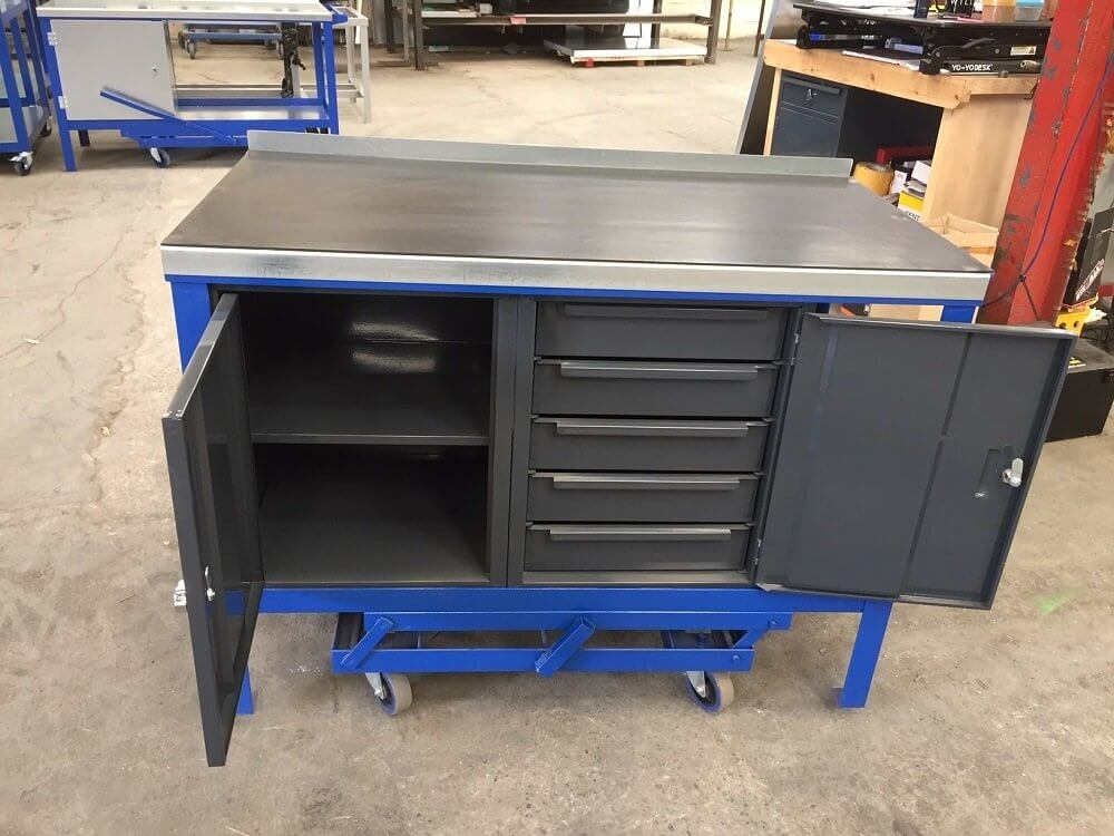 Bargain Movable Workbench