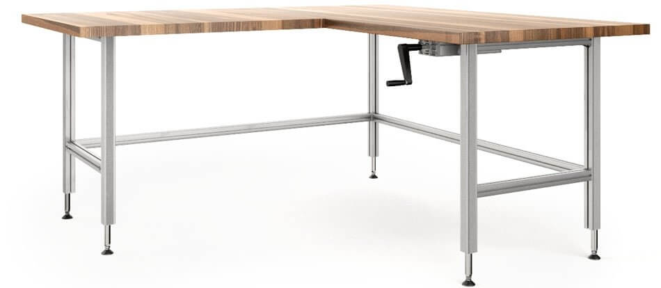 Smart Height Adjustable Workbenches