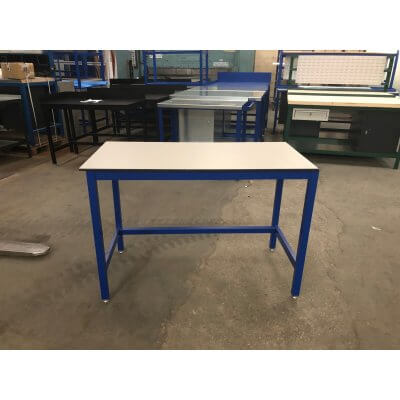 Bargain Compact Laminate Top Assembly Workbench