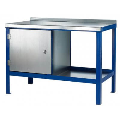 Simple Heavy Duty Height Adjustable Workbenches