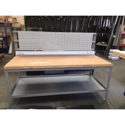 Bargain Wood Top Workbench