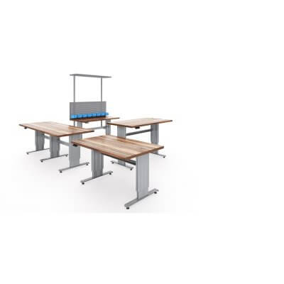 Superior Height Adjustable Workbenches