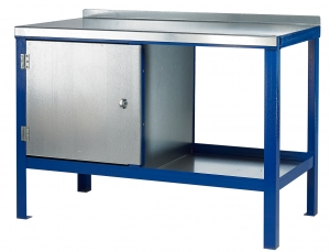 Heavy Duty - steel top