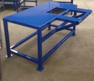 Turntable workbench