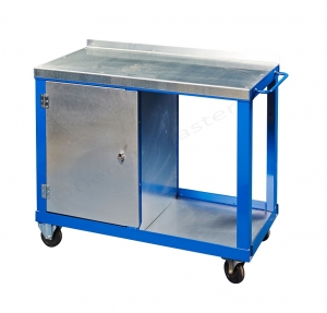 Single Cupboard tool trolley