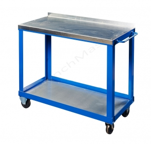Top & base tool trolley