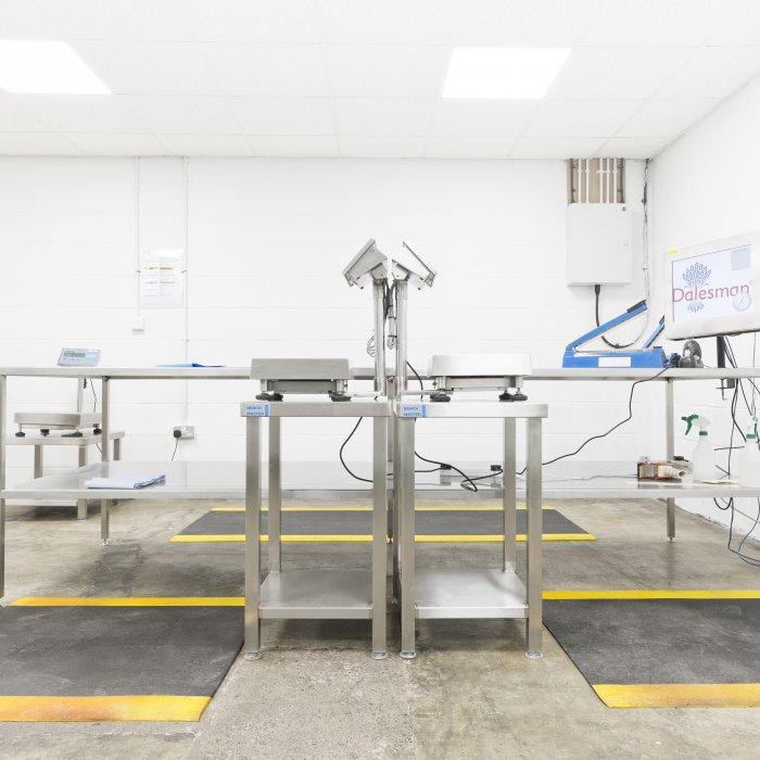Food Industry Stainless Steel